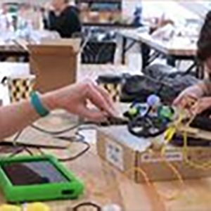 Teen Camp: Art With Robotics: Click for Information