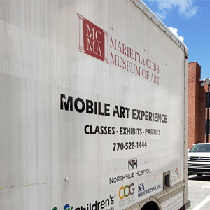 Mobile Art Experience