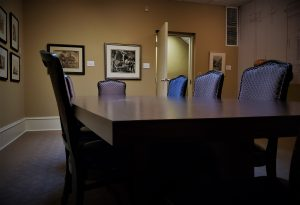 Marietta Cobb Museum of Art - Northside Boardroom